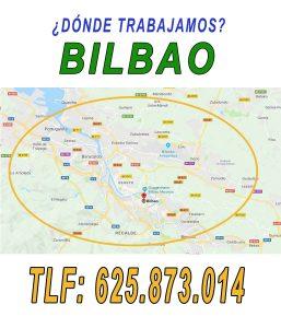 estamos en Bilbao