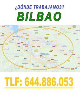 Trabajamos en Bilbao